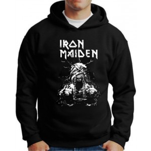 Moletom Iron Maiden
