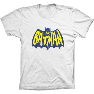 Camiseta Batman Retrô