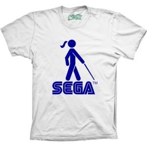 Camiseta Sega