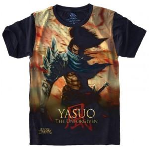Camiseta League Of Legends LOL Yasuo
