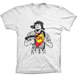 Camiseta Chapolin Colorado Chaves