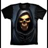 Camiseta Skull Caveira Ghost