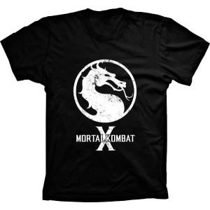 Camiseta Mortal Kombat X