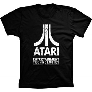 Camiseta Atari Entertainment Technologies