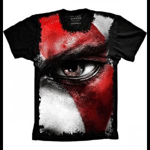 Camiseta God Of War Olho