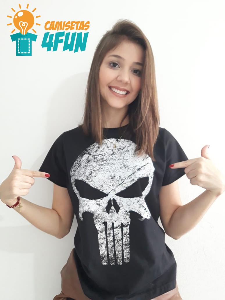 Jaquelinne Camisetas 4FUN