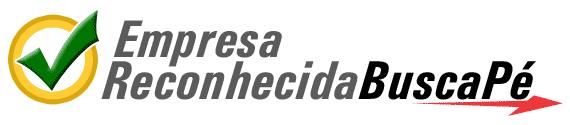 Empresa reconhecida pelo Buscapé